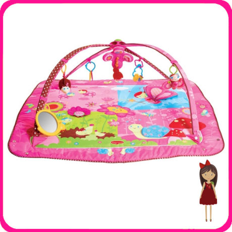 Прокат и аренда Развивающий коврик Моя принцесса в СПб для детей