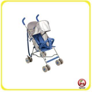Прокат и аренда детской Коляска-трость Happy Baby Twiggy Blue в СПб
