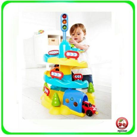 Прокат и аренда детской игрушки Чудеса на виражах ELC в СПб