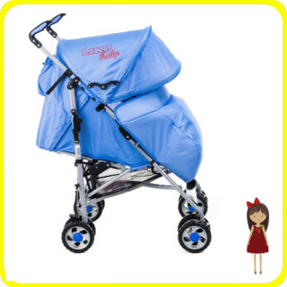 Коляска-трость Liko Baby City Style на прокат